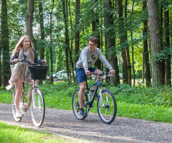 dviraciu nuoma birstone